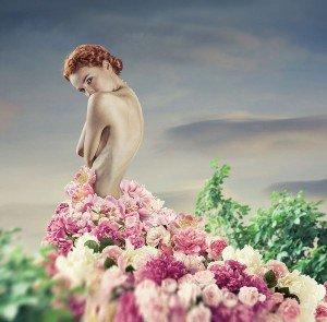 femme-fleur1